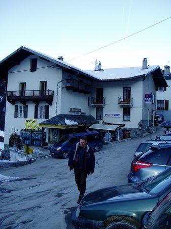 Chalet la Tarine: Ski shop
