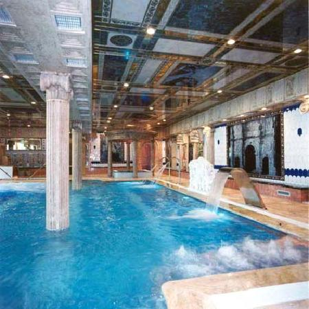 Hotel Spa Convento I: al agua patos!!!!