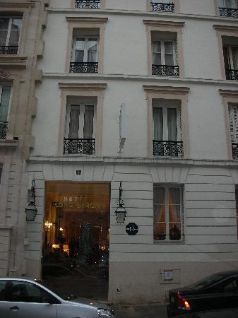 Residence Lord Byron