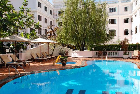 Hotel Saigon Morin: swimming pool