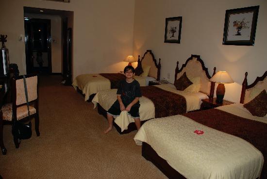 Hotel Saigon Morin: room