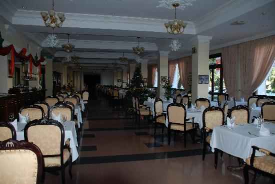 Hotel Saigon Morin: indoor dining