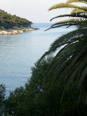 Boutique & Beach Hotel Villa Wolff : view from our suite