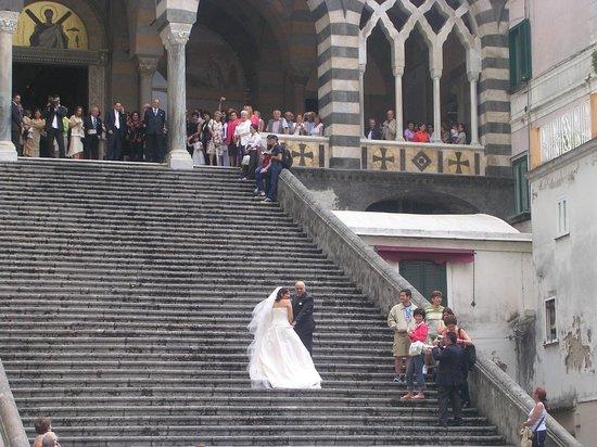 Hotel San Francesco: Wedding in Amalfi
