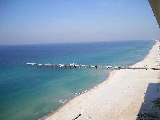 Calypso Resort & Towers: Pier view from Towers