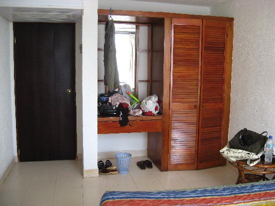 Hotel Calypso: Bedroom