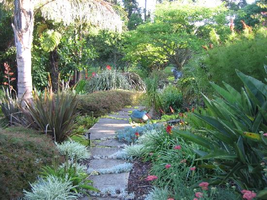 The Summer House : One of many photos we took of the gardens surrounding the B&B