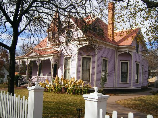 Blum House - Picture of Dallas Heritage Village at Old City Park