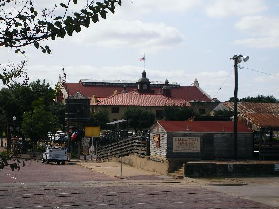 Fort Worth Stockyards National Historic District: The Stockyards- Ft Worth, TX