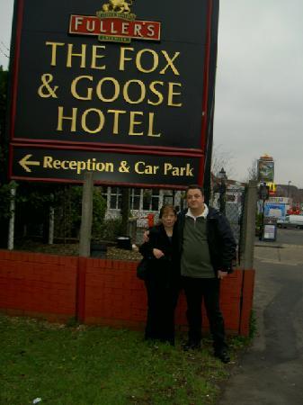 The Fox & Goose Hotel: Fox & Goose