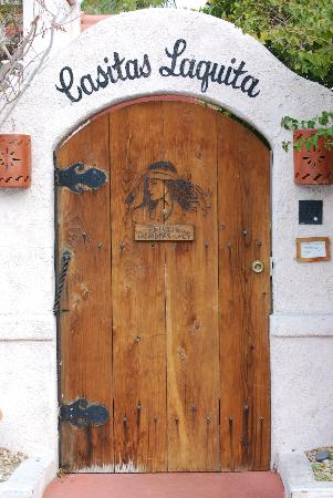 Gypsy Rose : Welcome Door