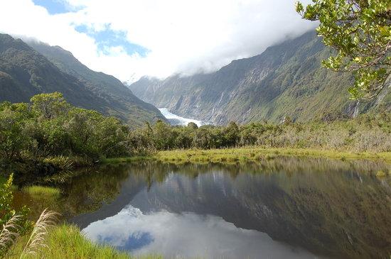 Νότιο Νησί, Νέα Ζηλανδία: Franz Josef