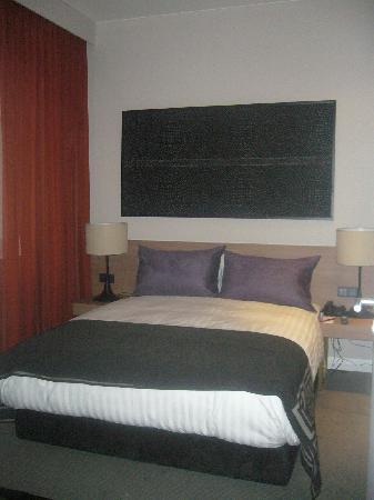 Adina Apartment Hotel Berlin Checkpoint Charlie: Bedroom