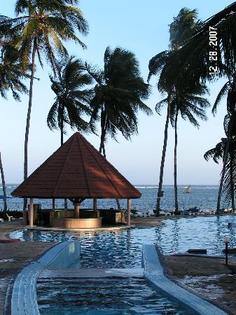 Sun n' Sand Beach: pool bar