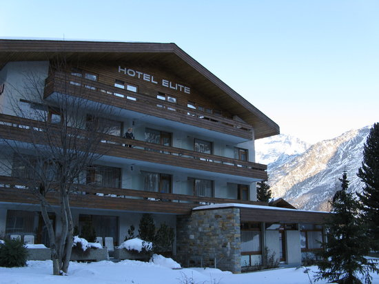Elite Alpine Lodge: Hotel Elite