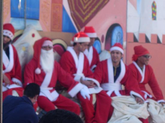 Caribbean Village Agador: Le show à Noël !