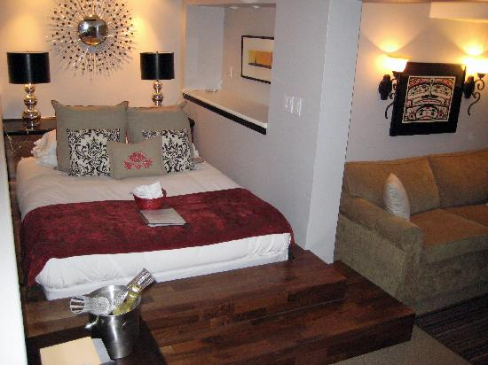 Barclay House Bed and Breakfast: Haidiway Room
