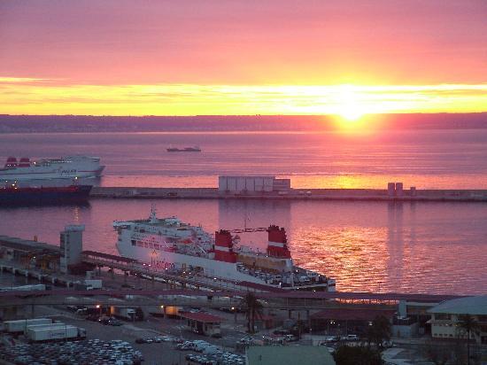 Hotel Amic Horizonte : sunrise at the horizonte
