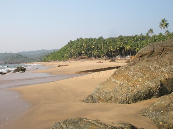 Cavelossim, India: Cola Beach