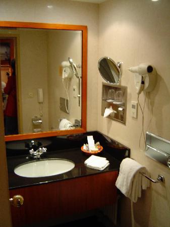 InterContinental Budapest: bath room