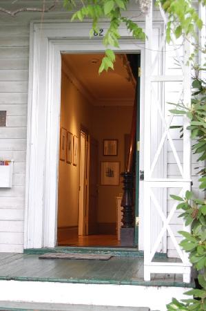 Nyack, NY: Inside the front door