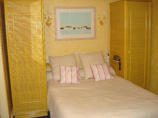 Ile de France Opera Hotel: habitacion 44