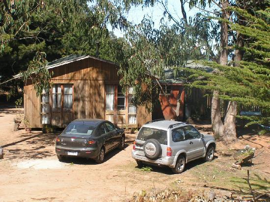 La Magia de Isla Negra Alojamiento Cabanas: Ubicadas en medio de  bosques nerudiano