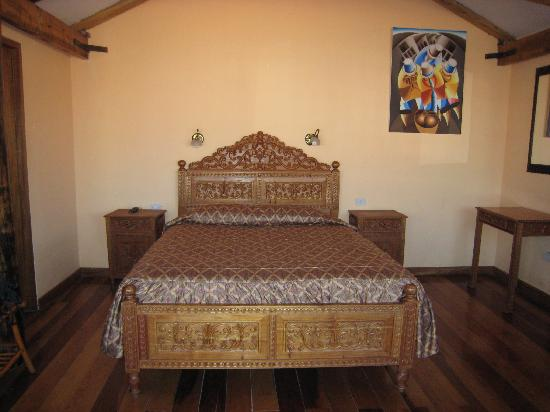 Amaru Hostal : The third floor room