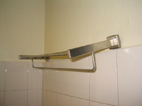 Hotel Villa del Sol: The Towel Rack