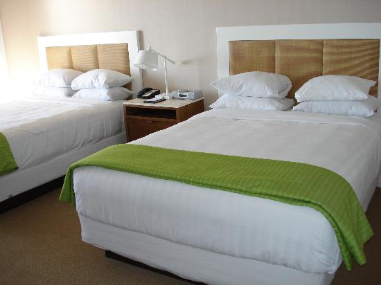 super comfy beds made by sealy picture of hyatt regency mission rh tripadvisor co za