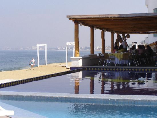 BEST WESTERN Luna del Mar: Restaurant