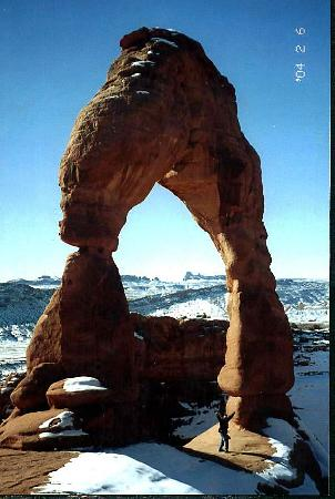 Moab, UT: el arco