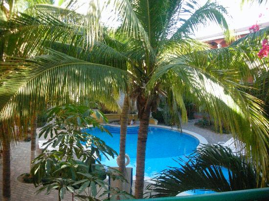 Comfort Inn Los Cabos: pool area