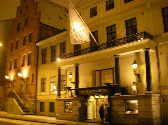 Mayfair Hotel Tunneln: Outside