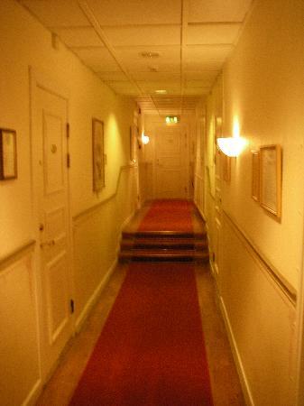 Mayfair Hotel Tunneln: Corridor