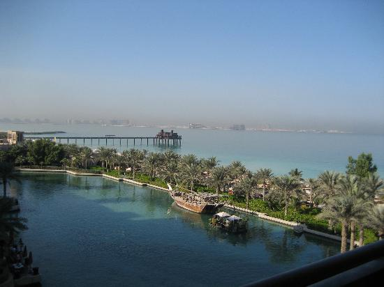 Jumeirah Mina A'Salam: View from balcony room 333