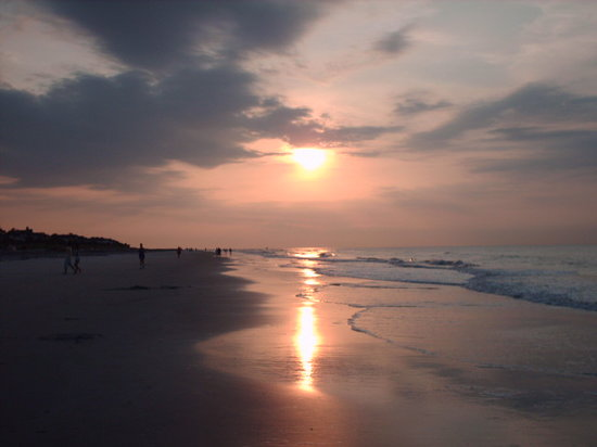 Hilton Head, Carolina Selatan: Sunrise