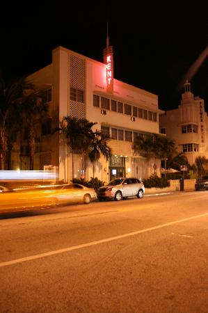kent hotel from outside picture of the kent hotel miami. Black Bedroom Furniture Sets. Home Design Ideas