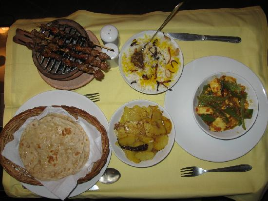Presa di Goa Country House: Meals