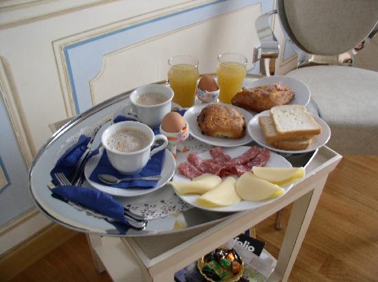 Ripa145 B&B: colazione