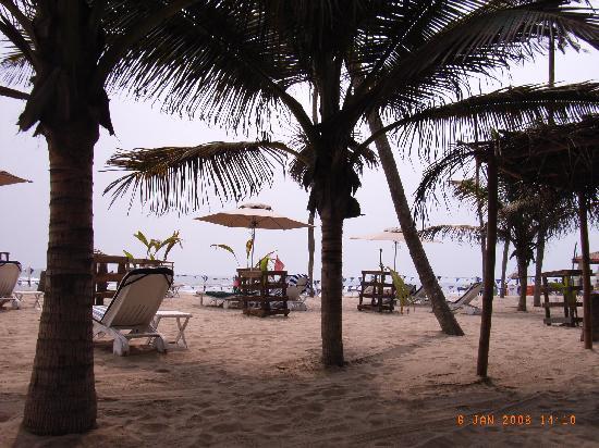 Labadi Beach Hotel At