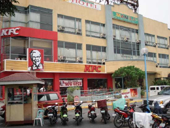 Manila Airport Hotel: kfc