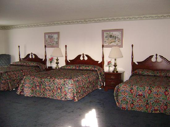 William Ann Motel: Presidential Suite