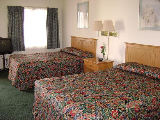 William Ann Motel: Guest Room - 2 Double Beds