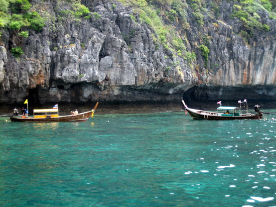 Phuket Sail Tours: From Back of Boat