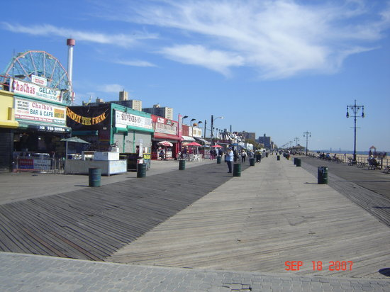 Coney Island USA: attractions