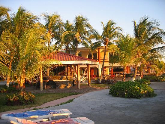 Acajutla, Сальвадор: Hammocks