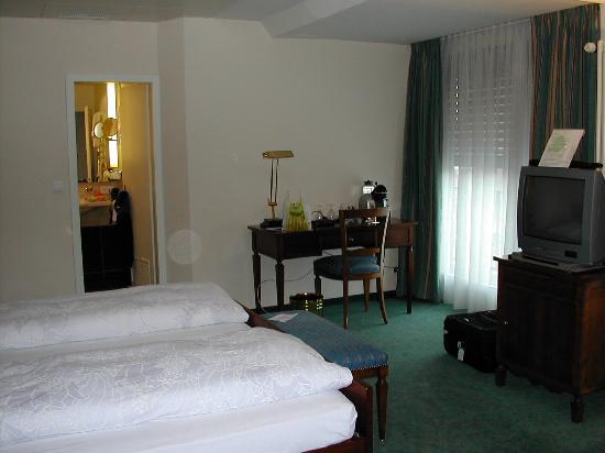 Engimatt City-Gardenhotel: double room