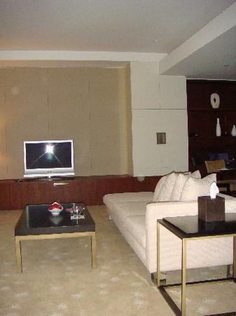 InterContinental Dubai Festival City: Standard suite Living Room