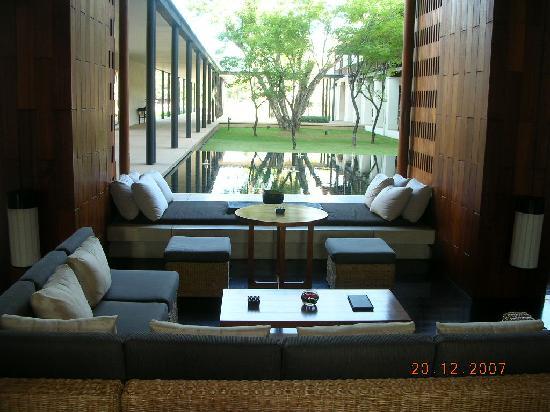 Anantara Chiang Mai Resort : Chedi